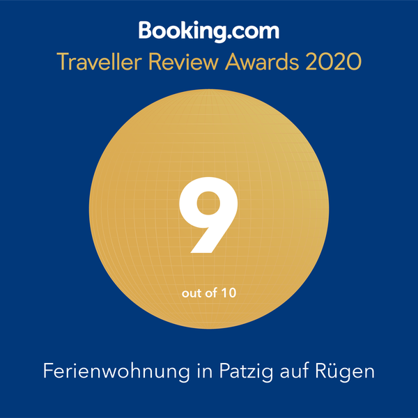 Guest Review Awards 2017 bei Booking.com